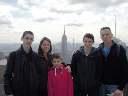 1er jour à New York City