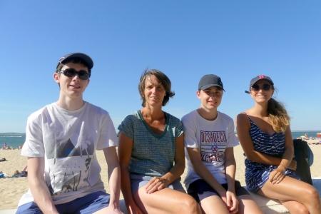 Début de vacances à Bordeaux