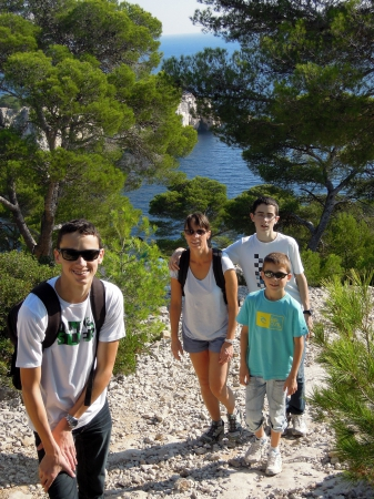 Escale à Marseille + divers