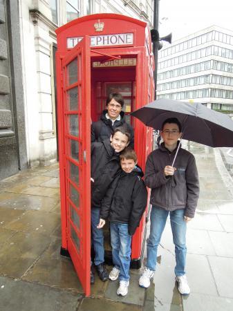 Londres traditionnel et insolite