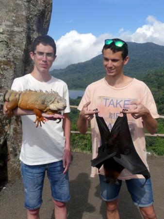 Retour de Bali - bonus n°1