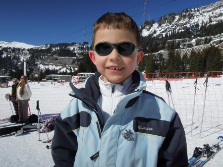 Ski à Flaine