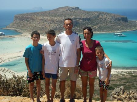 Tour de Crète en 15 jours 1ère partie