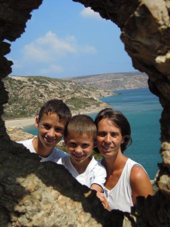 Tour de Crète en 15 jours, 2ème partie