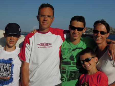 Vacances en Sardaigne (1/2)