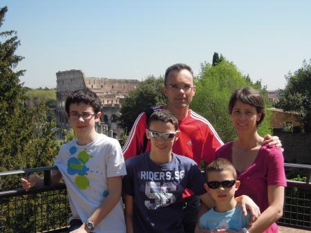 Vacances romaines 1/2