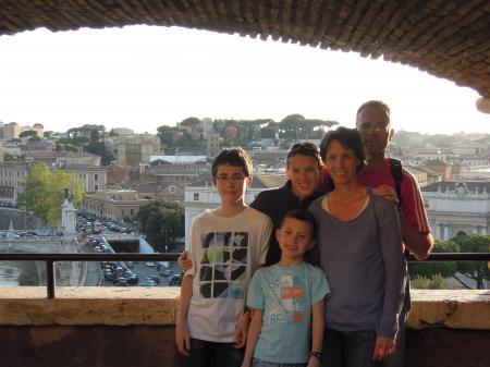 Vacances romaines 2/2